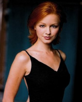 Lindy Booth of October Road