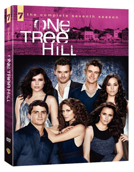One Tree Hill season seven dvd set