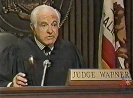Image result for people's court wapner