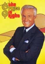 Bob Barker of The Price is Right