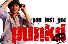Ashton Kutcher and Punk'd