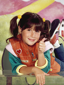 Punky brewster big boobs apologise