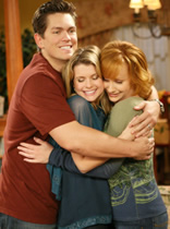 The series finale of Reba