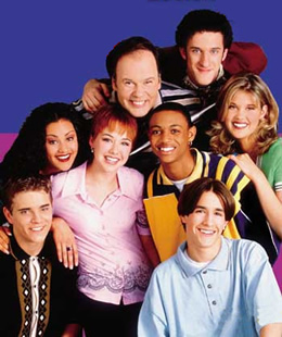 Saved by the Bell: The New Class