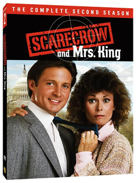 Scarecrow and Mrs. King: Win Season Two on DVD!