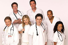 Cast of Scrubs