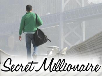 Secret Millionaire ratings