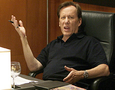 <em>Shark:</em> CBS Gives James Woods Series the Hook -- No Season Three