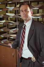Jay Karnes Detective Holland 'Dutch' Wagenbach in FX's The Shield