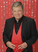 William Shatner of Show Me the Money