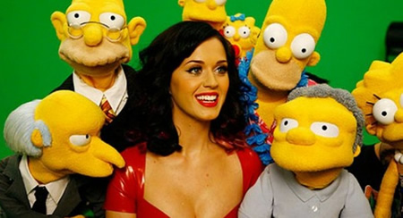 The Simpsons Muppets