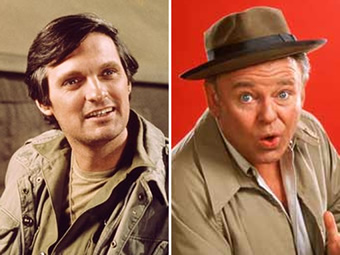 MASH vs All in the Family