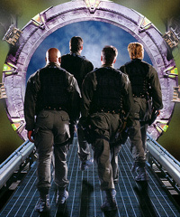 Stargate SG-1 cast says goodbye - not likely