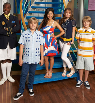 The Suite Life on Deck season three