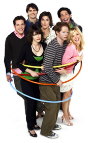 The current cast of The Class