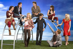 The original cast of The Class
