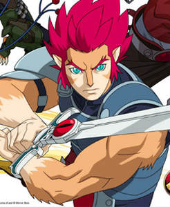 Thundercats  Animated Series on Thundercats  First Look At New Cartoon Network Series   Tv News   Eztv