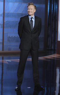 The Tonight Show with Conan O'Brien canceled