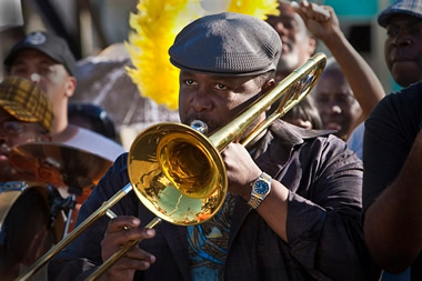 Treme season two
