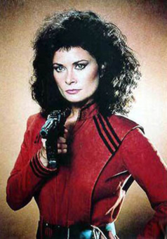 Jane Badler on V