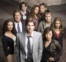 cast of VANISHED on Fox