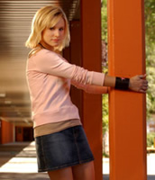 Veronica Mars hangs on