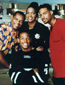 the wayans bros tv show the wayans bros television series