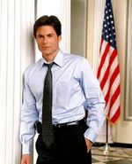 Robe Lowe in The West Wing