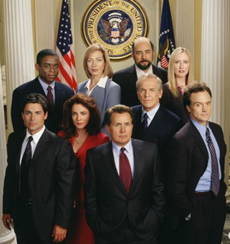 the west wing canceled tv shows tv series finale. Black Bedroom Furniture Sets. Home Design Ideas
