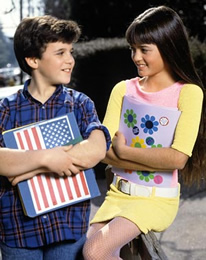 The Wonder Years: The Arnold Family Says Farewell - canceled TV