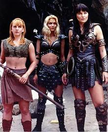 warrior princess tv Xena