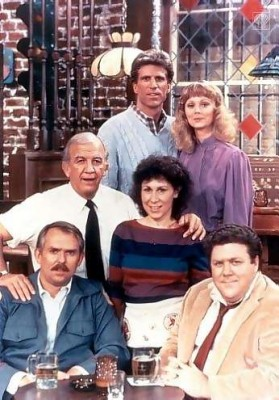 Cheers TV series on NBC