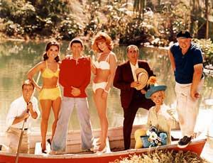 Gilligans Island TV show on CBS