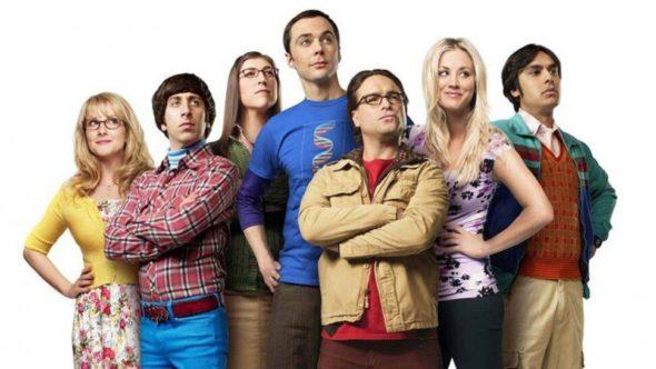 The Big Bang Theory TV show on CBS: ended, no season 13