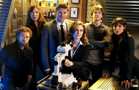 Bones TV show on FOX (canceled or renewed?)
