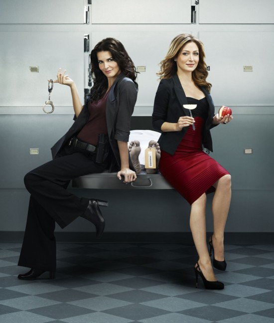 Rizzoli & Isles TV show on TNT (canceled)