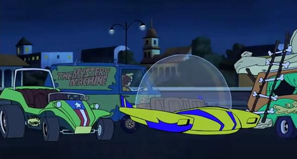 Scooby-Doo Mystery Inc