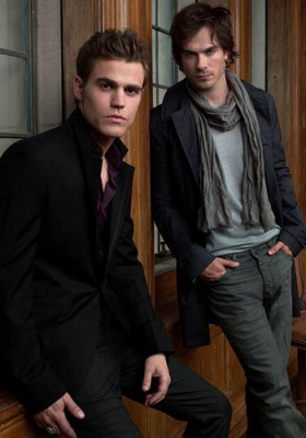 Vampire Diaries renewed