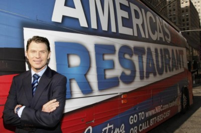 America's Next Great Restaurant canceled season two