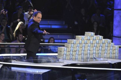 Million Dollar Money Drop canceled season two