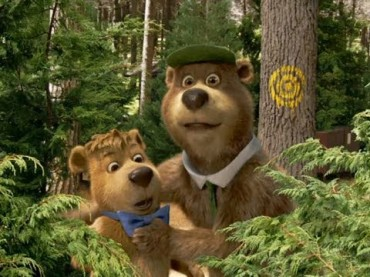 Yogi Bear movie sequel