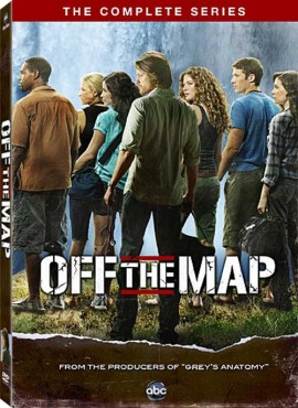 Off the Map DVD