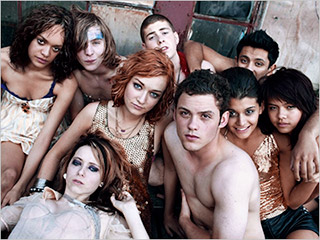 Skins season two canceled