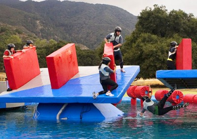 Wipeout season five