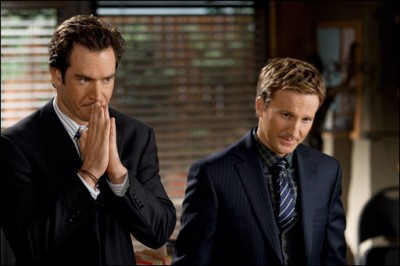 Franklin and Bash season two
