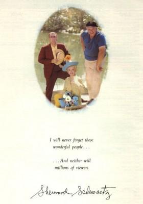 Sherwood Schwartz mourns castaways