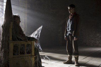 Merlin season four