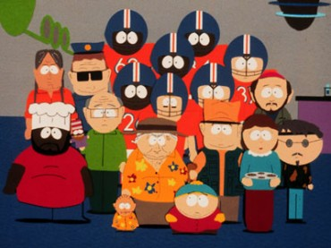 South Park season 16 and 17