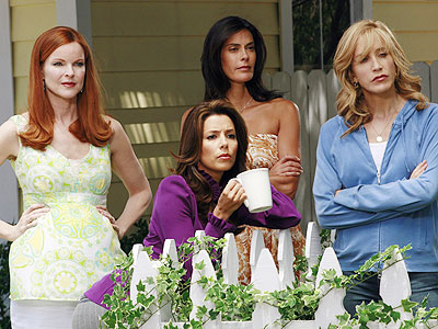 Desperate Housewives ending