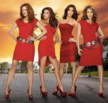 Desperate Housewives ending , no season nine